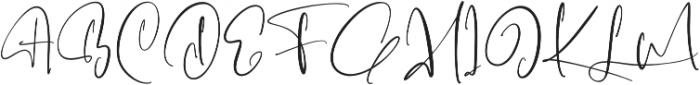 Fairbanks otf (400) Font UPPERCASE