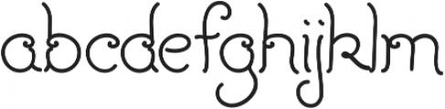 Fairelyn ttf (400) Font LOWERCASE