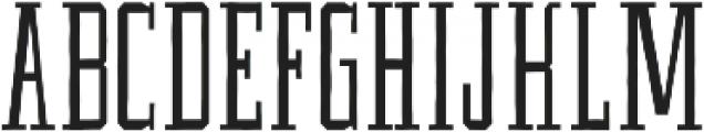Fairtrade Light Roast otf (300) Font UPPERCASE