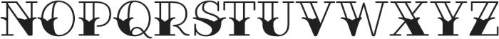 Fairwater Sailor Serif otf (400) Font LOWERCASE