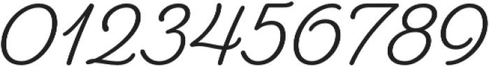 Fairwater Script otf (400) Font OTHER CHARS
