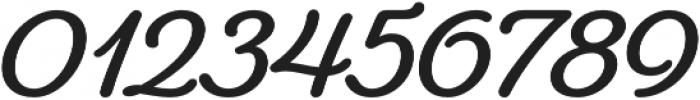Fairwater Script otf (700) Font OTHER CHARS