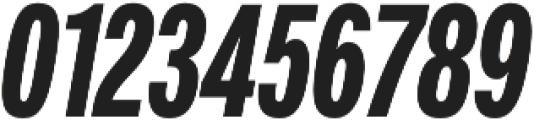 Fairweather Heavy Italic otf (800) Font OTHER CHARS