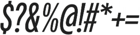 Fairweather SemiBold Italic otf (600) Font