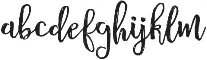Fairytales Script otf (400) Font LOWERCASE
