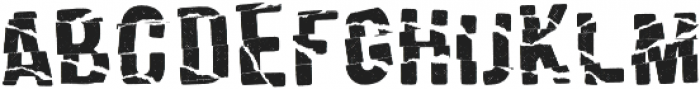 Fake Empire otf (400) Font UPPERCASE