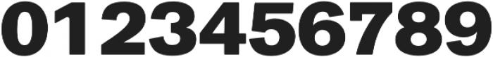 Faldore Black otf (900) Font OTHER CHARS