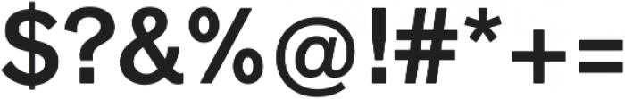 Faldore SemiBold ttf (600) Font OTHER CHARS