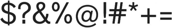 Faldore otf (400) Font OTHER CHARS