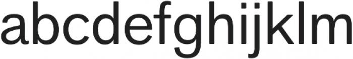 Faldore otf (400) Font LOWERCASE
