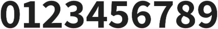 Famba otf (700) Font OTHER CHARS