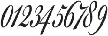 Familia Regular otf (400) Font OTHER CHARS
