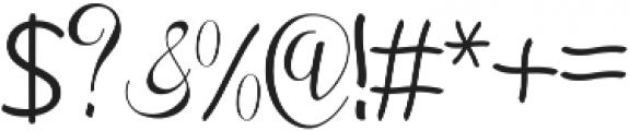 Familiar ttf (400) Font OTHER CHARS