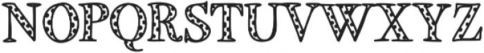 FancyPantsDots ttf (400) Font LOWERCASE