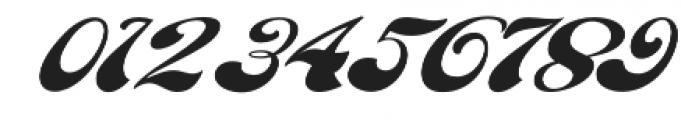 Fantera Regular otf (400) Font OTHER CHARS