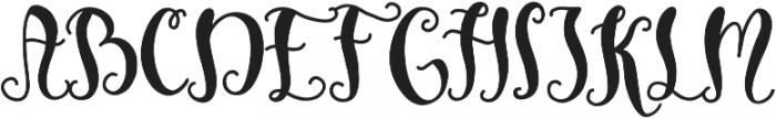 Fantomica otf (400) Font UPPERCASE