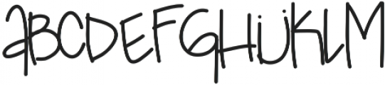 Farmer ttf (400) Font LOWERCASE