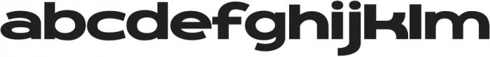 Farmer's Co-op Bold otf (700) Font LOWERCASE