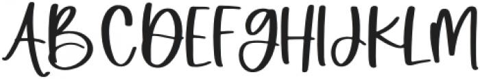 Farmhouse Magic Regular otf (400) Font UPPERCASE