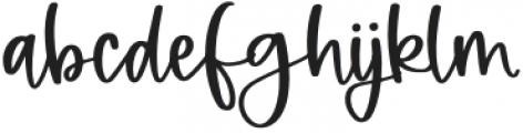 Farmhouse Magic Regular otf (400) Font LOWERCASE