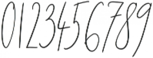Fashion Style otf (400) Font OTHER CHARS