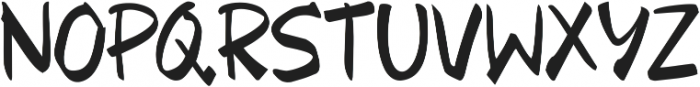 Fashionista ttf (400) Font UPPERCASE