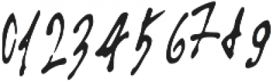 Fast_Blabber ttf (400) Font OTHER CHARS