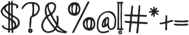 Fastback Bold otf (700) Font OTHER CHARS