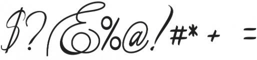 Fastter otf (400) Font OTHER CHARS