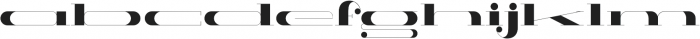 Fat Pleasure otf (800) Font LOWERCASE