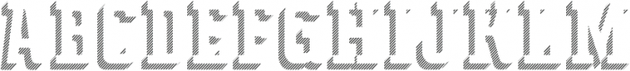 Father 3D Ground ttf (400) Font LOWERCASE