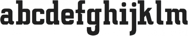 Father ttf (400) Font LOWERCASE