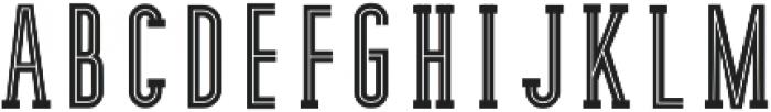 Fatherly  otf (400) Font LOWERCASE