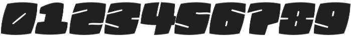 Fatquad 4F otf (400) Font OTHER CHARS