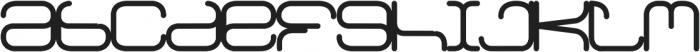 Faus Sans Black ttf (900) Font LOWERCASE