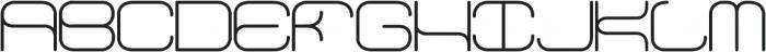 Faus Sans ttf (400) Font UPPERCASE