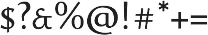Favarotta otf (400) Font OTHER CHARS
