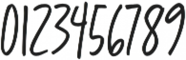 Fave Casual Light Condensed Light otf (300) Font OTHER CHARS