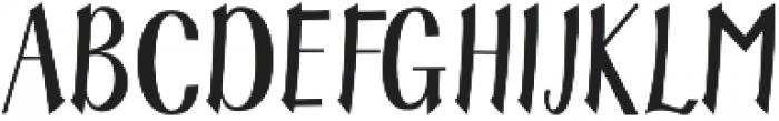 fantastic otf (400) Font UPPERCASE