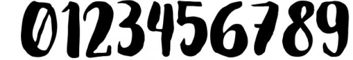 Faithful Typeface Font OTHER CHARS