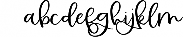 Falling Leaves - A Font Duo with Doodles 2 Font LOWERCASE