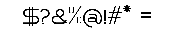 FAFERS Technical Font Font OTHER CHARS