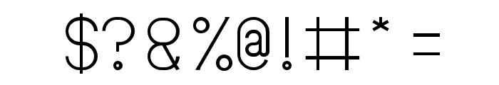 FALLINGINLOVE Font OTHER CHARS