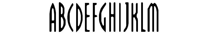 FARSCAPE Font UPPERCASE