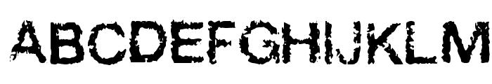 FAXADA Font UPPERCASE