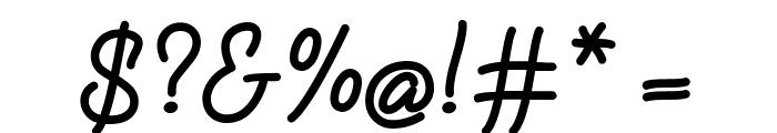 FabfeltScript Bold Regular Font OTHER CHARS