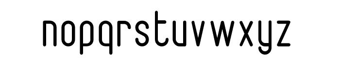 Fabiolo-Regular Font LOWERCASE