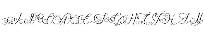 Fabulous Vikings Font UPPERCASE