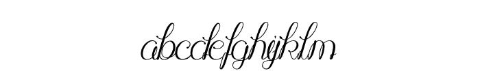 Fabulous Vikings Font LOWERCASE
