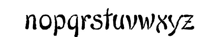 FacadePro-Regularreduced Font LOWERCASE